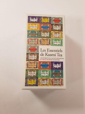 LES ESSENTIELS KUSMI TEA 24ST