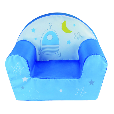 FAUTEUIL CLUB ESPACE FUN HOUSE-MADE IN FRANCE-HOUSSE ENTIEREMENT DEHOUSSABLE