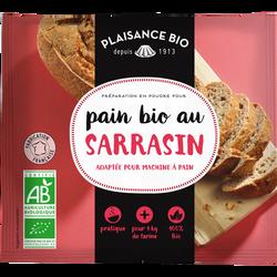Préparation pour pain sarrasin PLAISANCE BIO, 35g