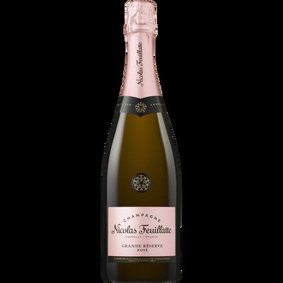 Champagne Rosé NICOLAS FEUILLATTE grande réserve, 75cl