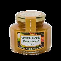 Caramel à l'érable NOKOMIS, pot de 100ml