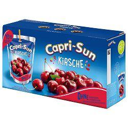 Boisson cerise, CAPRI-SUN, 10x20cl