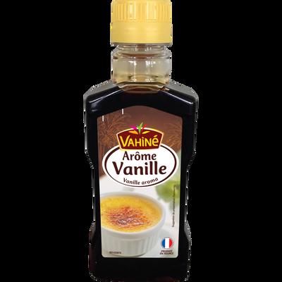 Arôme artificiel de vanille VAHINE, flacon de 200ml