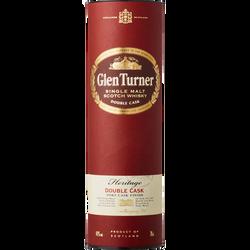 Scotch whisky single malt Heritage GLEN TURNER, 40°, 70cl