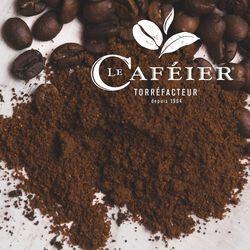 Café pur arabica en moulu Le Tisserand, LE CAFÉIER, 250g
