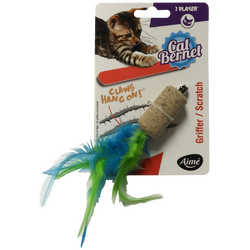 Bouchon liège cat toy AIME