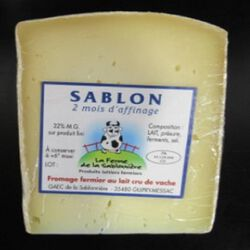 SABLON 2 MOIS