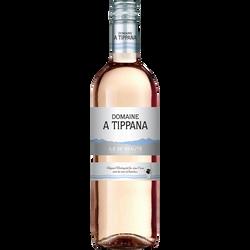 VDP rosé l'ile de beauté domaine a Tippana, 75cl