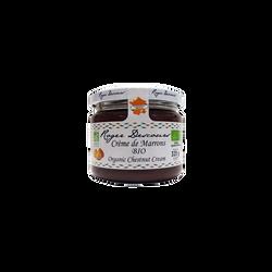 Crème de marrons biologique, bocal de 325g