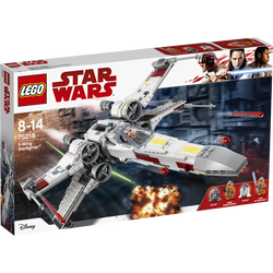 Chasseur stellaire xwing starfighter LEGO Star wars