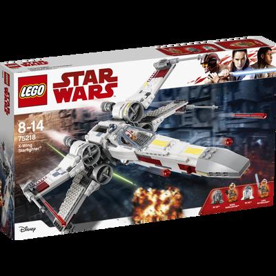 Chasseur stellaire xwing starfighter LEGO Star wars