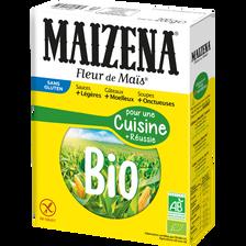 Fleur de maïs sans gluten bio MAIZENA, 200g