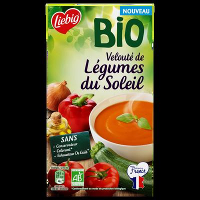 Soupe velouté de légumes du soleil bio LIEBIG, 1litre
