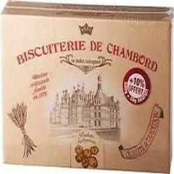 SABLES CHOCOLAT BLC FRAMBOISE 300 g
