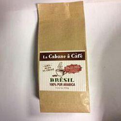 café brésil 100% pur arabica 250g