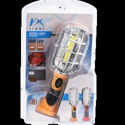 Lampe de travail avec aimant-fonctionne sur 3 piles LR6 non incluses