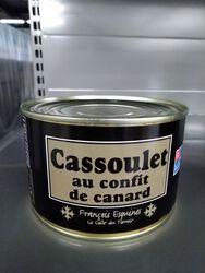 cassoulet confit de canard 420 gr