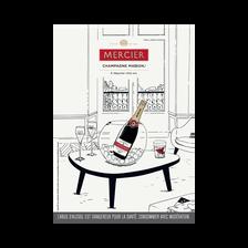 Champagne Brut Mercier 37,5cl