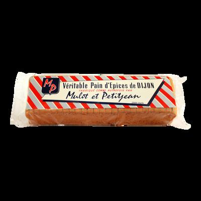 Pain d'épices de Dijon tranché MULOT ET PETITJEAN, 400g