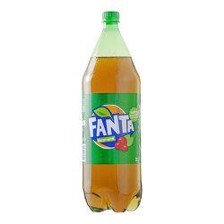 Soda aux arômes guarana, FANTA, la bouteille de 2l