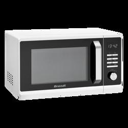 Micro ondes BRANDT SE2302W 23L 800W blanc