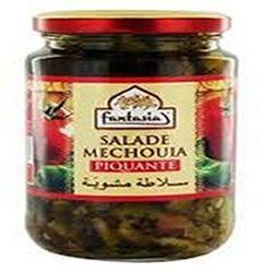 Salade mechouia piquante 350g