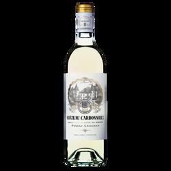 Pessac Léognan AOP blanc Château Carbonnieux 2018 75cl