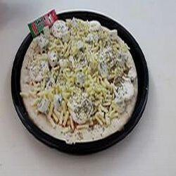 """Pizza Trois Fromages """"Préparée sur place"""" 600 g"""