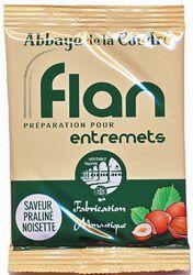 *préparation pour entremet praliné-noisette  Abbaye de la coudre 1 dose 45g