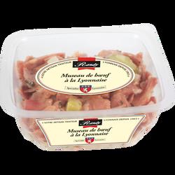 Salade de museau de boeuf à la lyonnaise RANDY, 300gService