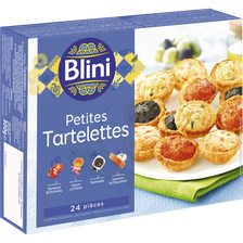 Blini Petites Tartelettes , 24 Unités, 300g