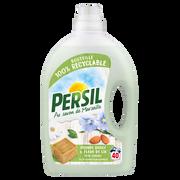 Persil Lessive Liquide Amande Douce Persil, 40 Lavages Soit 2l