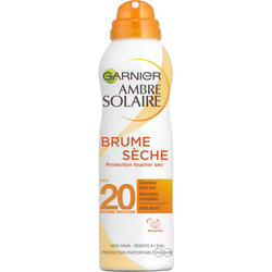 Brume protect IP20 AMBRE SOLAIRE, spray de 200ml