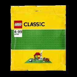 LEGO® Classic - Plaque de base verte - 10700 - Dès 4 ans