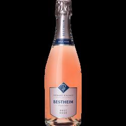 Crémant d'Alsace rosé Bestheim, 75cl