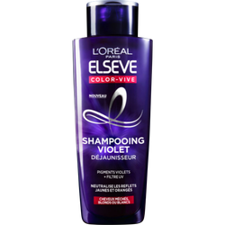 Shampoing color vive purple ELSEVE, 200ml