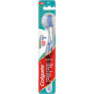 Brosse à dent slimsoft advanced COLGATE