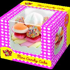 Mini candy cake LOOK O LOOK, boîte de 105g