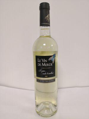 Le Vin de Merde Blanc - Le Vin des Philosophes