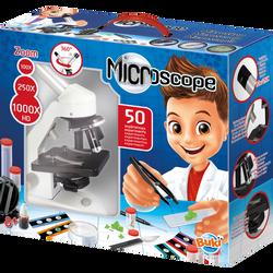 Buki - Microscope 50 expériences - Dès 8 ans