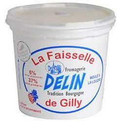 FAISSELLE GILLY 20%MG(3%) 1KG