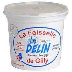 FAISSELLE DE GILLY 20% 500G