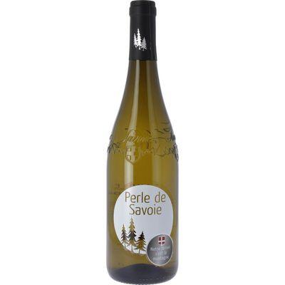 Vin blanc Perle de Savoie, bouteille de 75cl
