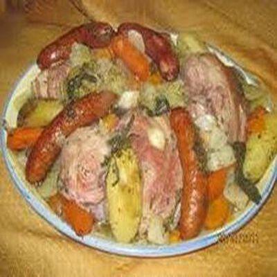 Potée aux légumes