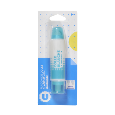 COLLE U BLANCHE 42ML-BLISTER PET