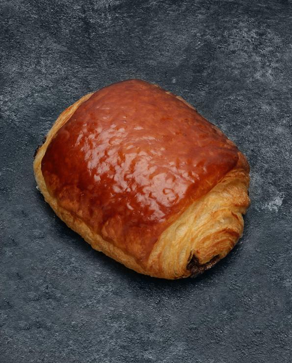 Croissant chocolat/noisette, 1 pièce, 75g