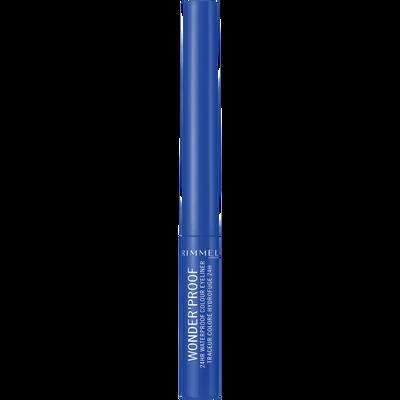 Eyeliner wonder'proof 005 pure blue RIMMEL, nu, 1,4ml