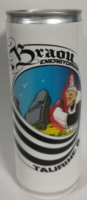 BRAOW ENERGYDRINK