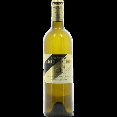 """Vin blanc AOC Pessac Leognan grand cru classé Grave """"Château La Tour Martillac"""", 6 bouteilles de 75cl"""