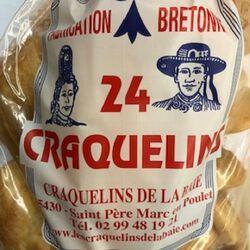 CRAQUELINS DE LA BAIE X 24